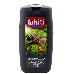 Tahiti Shower Gel - Tropical Woods