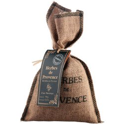 Herbes de Provence in Jute Bag