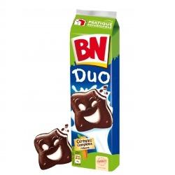 Choco BN Cookies - Chocolate and Milk Duo
