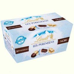 Lindt Pyreneens Chocolates - Dark