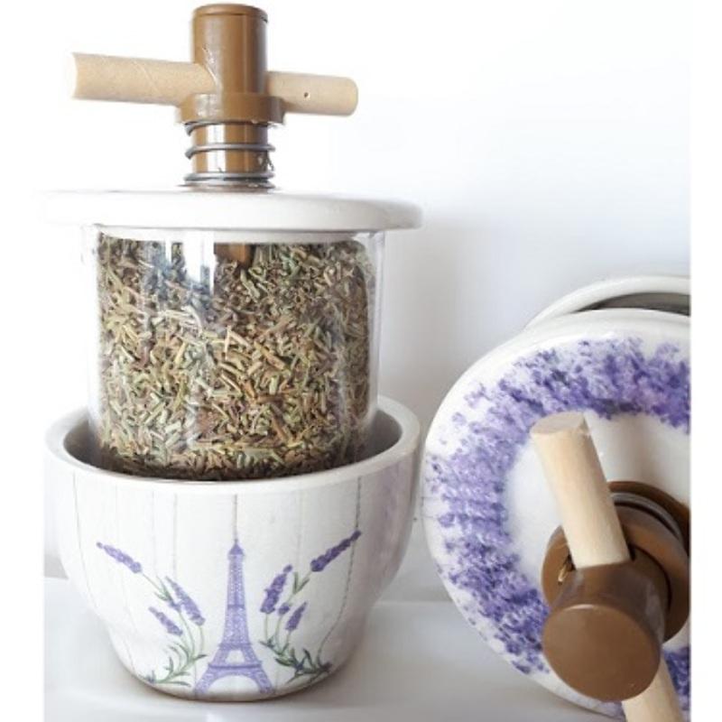 Provence Herbs Grinder - Paris Lavender