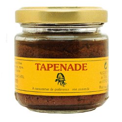 Tapenade - Black Olive Spread by the Case - 12 Jars