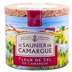 Fleur De Sel de Camargue by the Case - 12 Containers