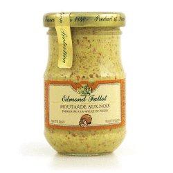 Fallot Dijon Mustard Walnut by the Case - 12 Jars