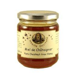 Chestnut Honey by the Case - 12 Jars