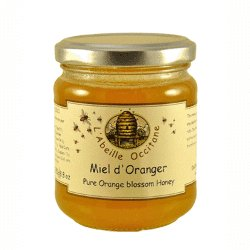 Honey Orange Blossom by the Case - 12 Jars