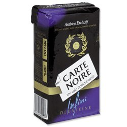 Carte Noire Decaf Coffee
