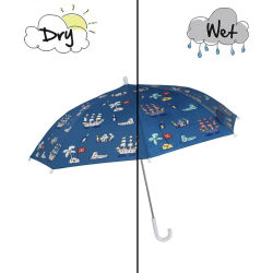 Pirate Color Changing Umbrella