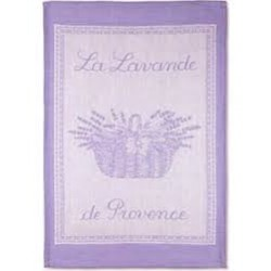 French Dish Towel - La...