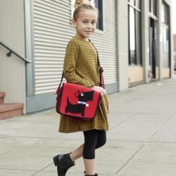 Bonnie Scottie Messenger Bag
