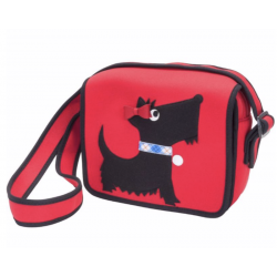 Bonnie Scottie Messenger Bag | Avenue Petit Lou