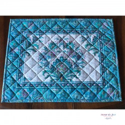 Provence Placemat Blue -...