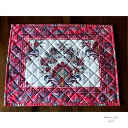Provence Placemat Raspberry...