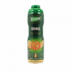 Teisseire orange syrup