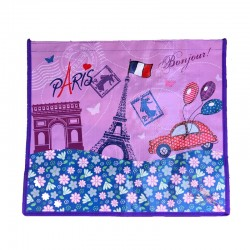 French Tote Bag Paris 2CV Citroen