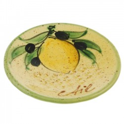 Lemon Ceramic Garlic Grater