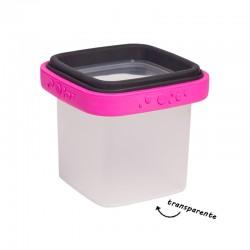 Lucie Pink BOX - Lightweight Food Storage Container