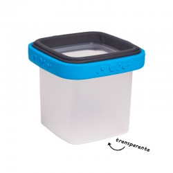 Lucie Blue BOX - Lightweight Food Storage Container