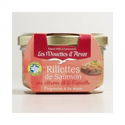 Salmon Rillettes w/ Lemon &...