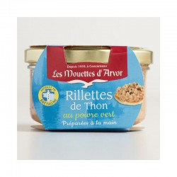 Tuna Rillettes w/ Green...