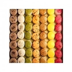 French Macarons - Your Own Private Box 48 pieces!