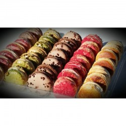 French Macarons - Mac Box...