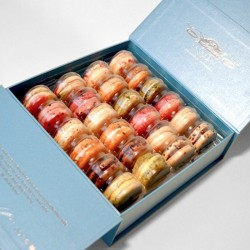 French Macarons - Haneul Box 24 Count - Classic Collection