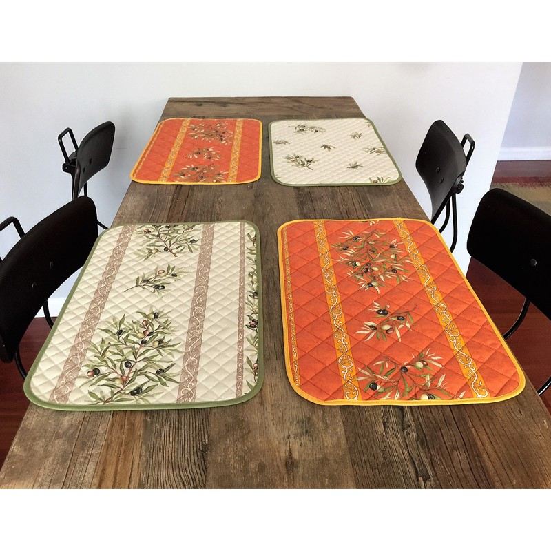 Provence - Coated Placemats