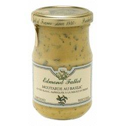 Fallot Basil Dijon Mustard