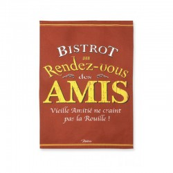 French Towel Bistrot des amis