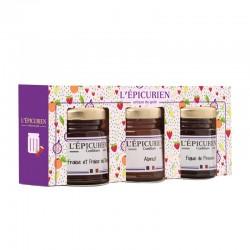 Mini Gourmet Preserves Gift Set by L'Epicurien