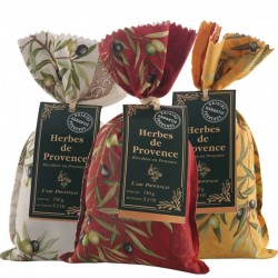 Provence Herbs in Linen Bag - L'Ami Provencal