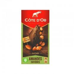 Cote d'Or Dark Chocolate w/ Whole Almonds