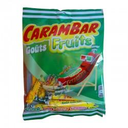 Mixed Fruit Carambar Candy - La Pie Qui Chante