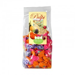 Pulpi-Candy with Pure Fruit Pulp by Bonbons Barnier - 3.5 oz