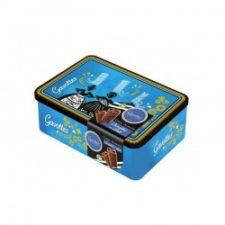 Loc Maria Gavottes Milk Chocolate in Bigouden Tin