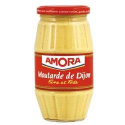 Amora Mustard de Dijon x 3