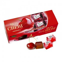 Ferrero Mon Cheri Chocolate Covered Cherries