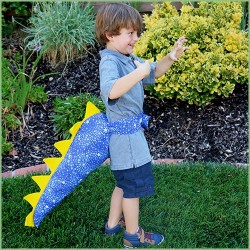 Dinosaur/Dragon Tails - Handmade | Avenue Petit Lou