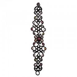 Lace Black Bracelet by...