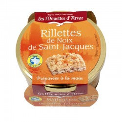 Scallops Rillettes -...