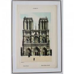 Paris Souvenir Print - Notre Dame
