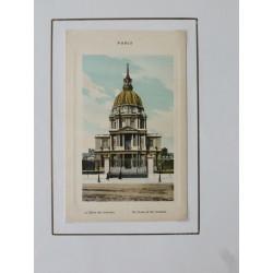 Paris Souvenir Print - Invalides