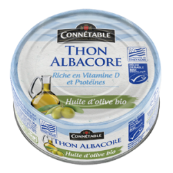 Albacore Tuna in Organic...