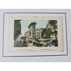 Paris Souvenir Print - Saint Denis