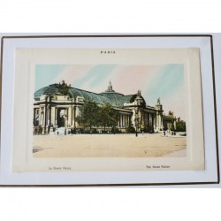 Paris Souvenir Print - Grand Palais