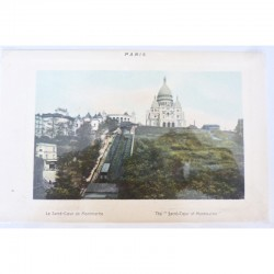 Paris Souvenir Print - Sacre Coeur