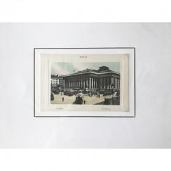 Paris Souvenir Print - La Bourse