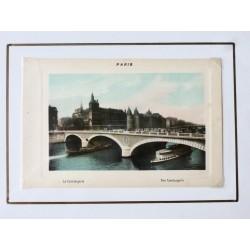 Paris Souvenir Print - Conciergerie