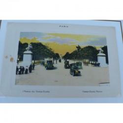 Paris Souvenir Print - Champs-Elysées